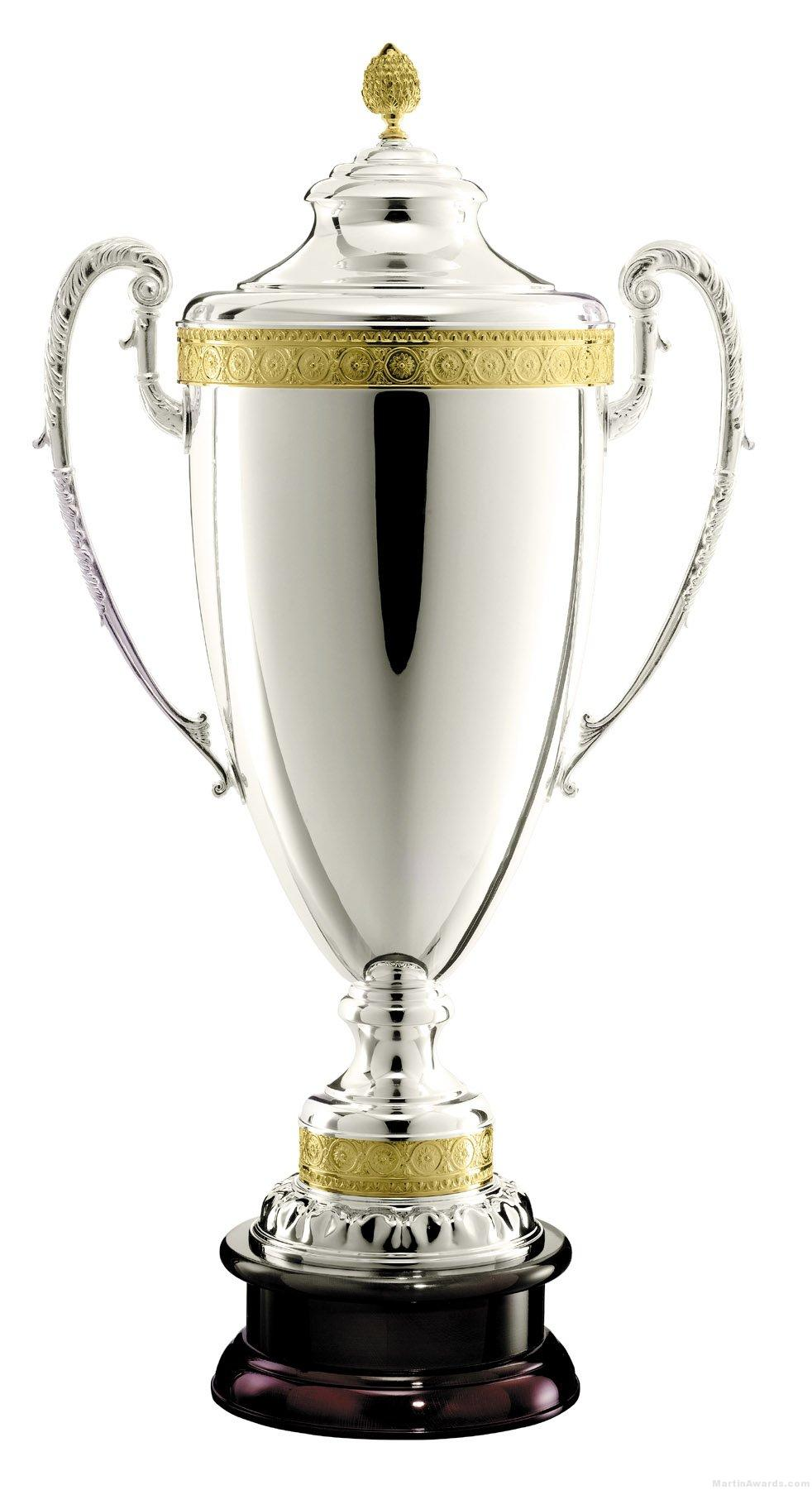 43 1/2 inches Tall Italian Trophy Cup