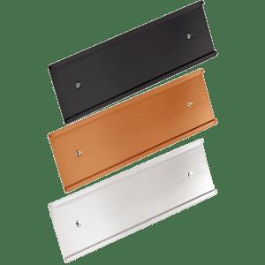 2 inch Aluminum Wall Brackets