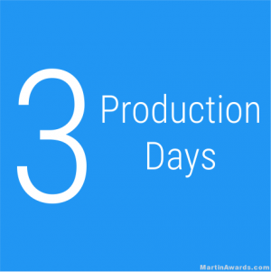 3 Day Production