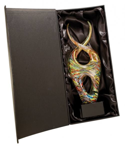 Art Glass Gift Box