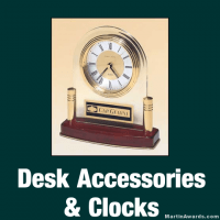 Desk Accessories & Clocks