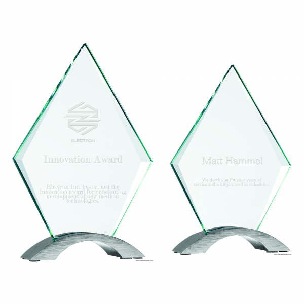 Diamond Cosmic Glass award