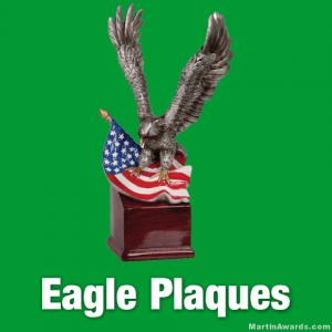 Eagle Award Plaques