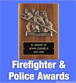 Firefighter & Police Awards