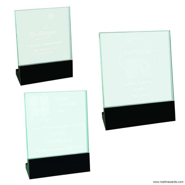 GLASS STAND UPS