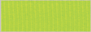 """7/8"""" Neon Green Neck Ribbon with Snap Clip"""