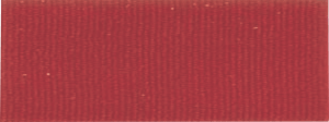 """1 1/2"""" Red Neck Ribbon with Snap Clip"""