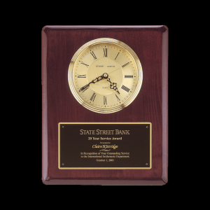 "10 1/2"" x 13"" - Piano Finish Clock"