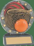 "4 1/2"" Basketball All Star Resin"