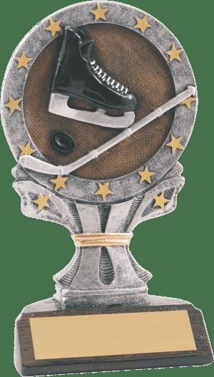 """6 1/4"""" Hockey All Star Resin"""