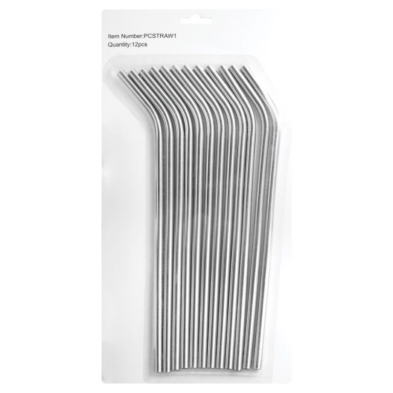 Metal Straw 12 pack