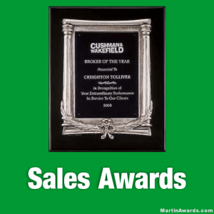 Sales Awards