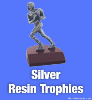 Silver Resin Trophies