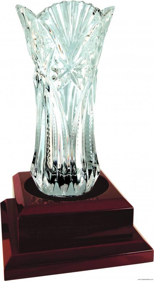 Royal Glass Vase