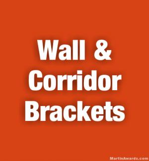 Wall & Corridor Brackets