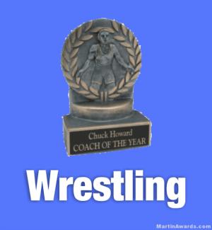 Wrestling Trophies