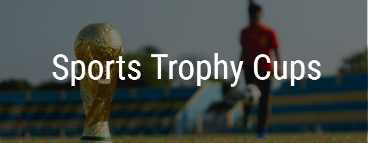 Sports Trophy Cups