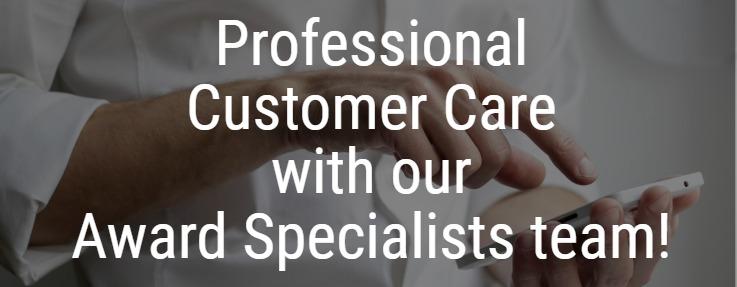 Professional Customer Care
