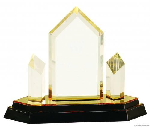 Jewel Tower Impress Acrylic Award