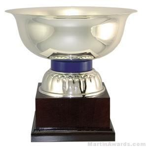 """Trophy Cup - 10-1/4"""" ARG 1000 Silver Plated"""