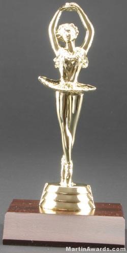 Ballerina Trophy 1