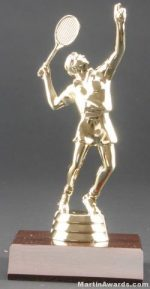 Male Tennis Trophy