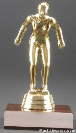 Female Swimmer Trophy