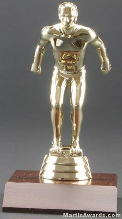 Male Swimmer Trophy 1