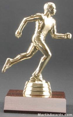 Male Track Trophy 1