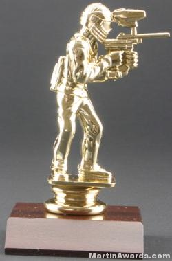 Paintball Trophy 1