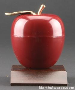 Red Apple Trophy 1