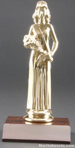 Beauty Queen Trophies 1
