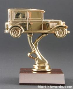 Antique Car Trophies 1