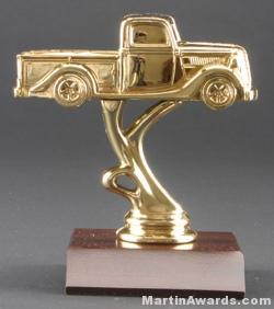 Pickup Truck Trophy 1