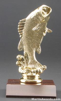 Standing Bass Trophy 1