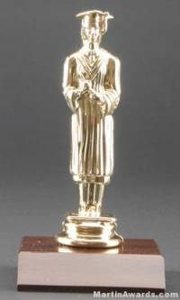 Female Graduate Trophy