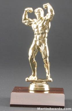 Body Builder Trophy 1