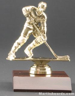 Male Action Hockey Trophy 1