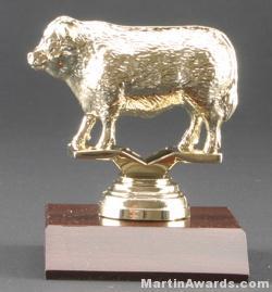 Beef Cow Trophy