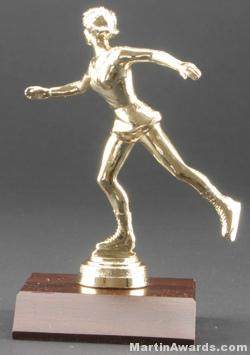 Female Figure Skater Trophies 1