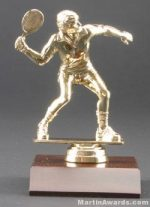 Male Racquetball Trophy