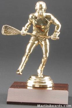 Male Lacrosse Trophy 1