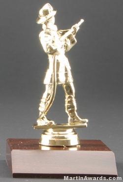 Fireman Trophy 1
