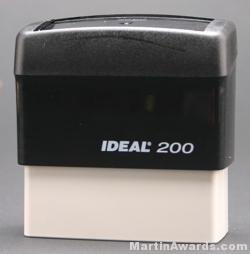 Ideal 200 Custom Rubber Stamps 1