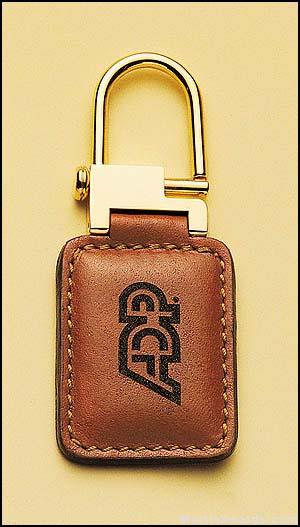 Leather Key Rings 1