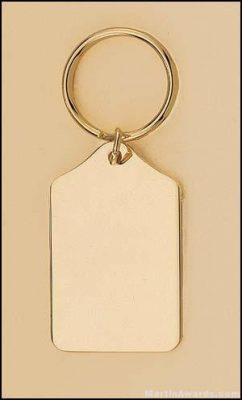 Gold Plated Key Rings