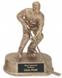 Hockey Gold Resin Trophy
