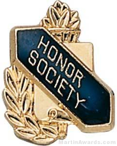 3/8″ Honor Society School Award Pins 1