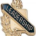"3/8"" Leadership School Award Pins"