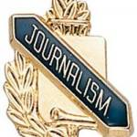 3/8″ Journalism School Award Pins 1